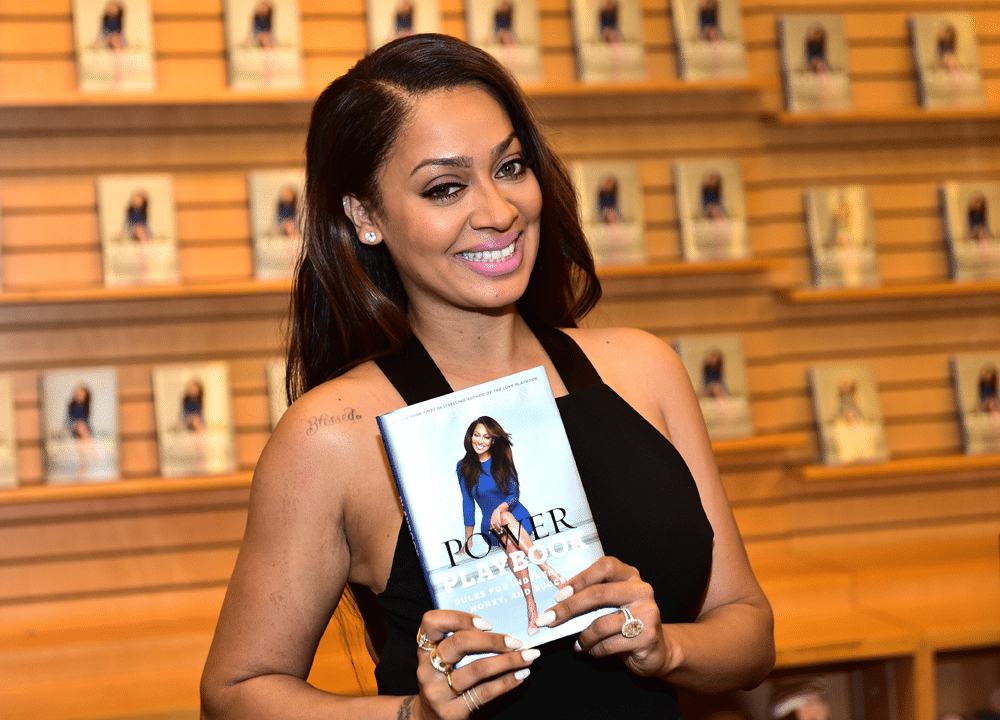 Power Play Playbook by La La Anthony