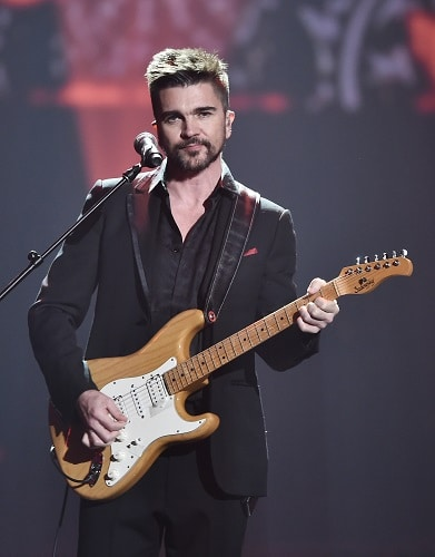 Recording artist Juanes performs onstage during MusiCares Person of the Year honoring Fleetwood Mac