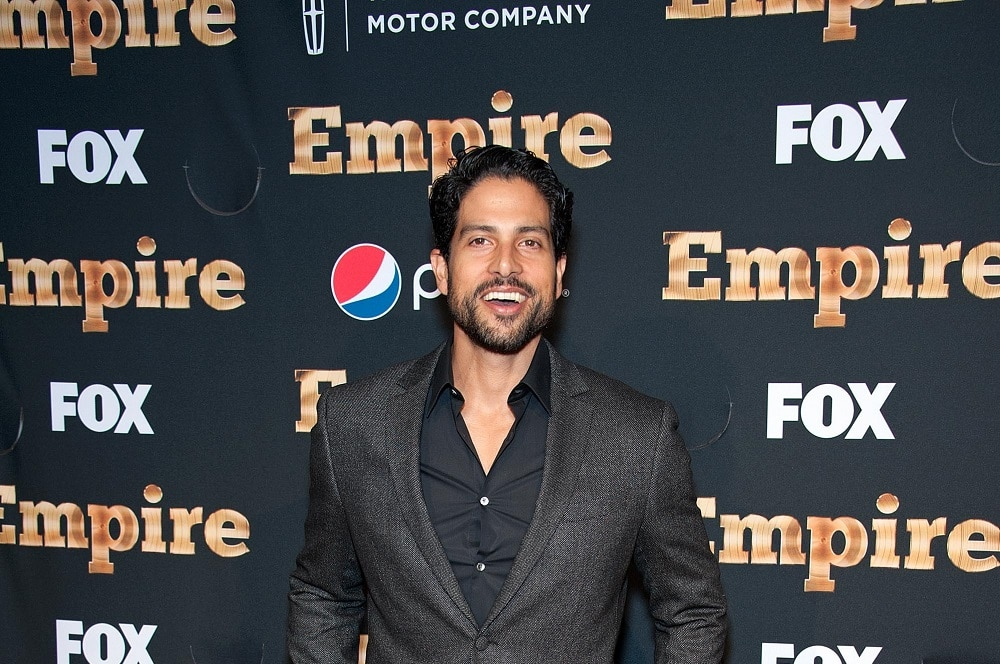 "Adam Rodriguez at the ""Empire"" Series Season 2 New York Premiere"