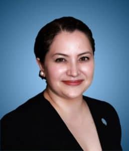 LULAC CEO Sindy Benavides headshot
