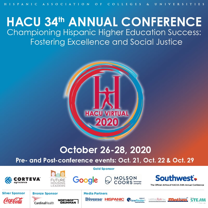 HACU Annual Conference Flyer