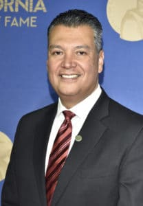Alex Padilla Suit