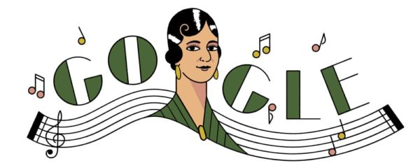maria grever graphic for google