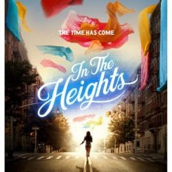 In the Heights film poster