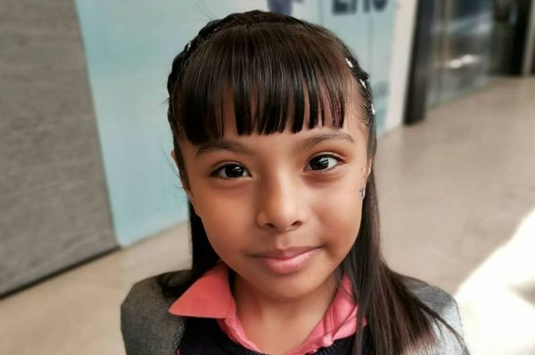 Adhara Pérez Sánchez, 10, is a child genius with an IQ of 162, surpassing Einstein and hawking